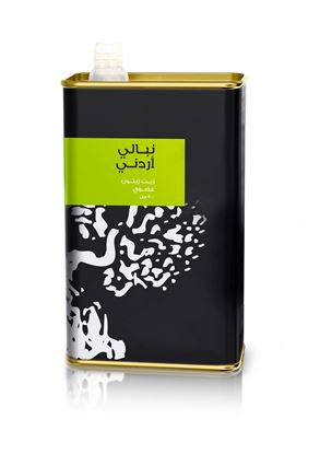 Picture of Nabali Organic Extra Virgin Olive Oil - 500 ml Tin